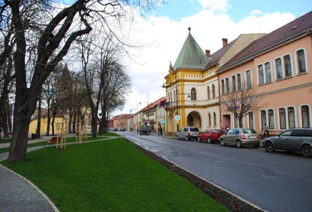 NAJ mesto a obec Slovenska 2018
