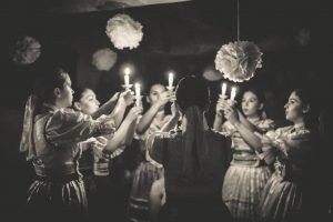 3. miesto Kultúra, tradície a história_ Andrea Cuperová - Čepčenie