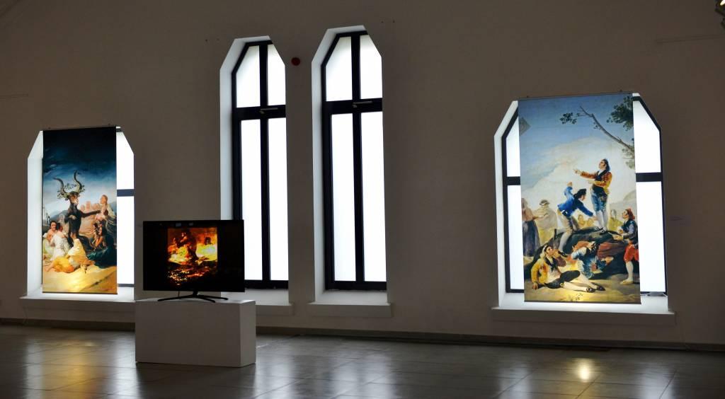 Francisco GOYA v Tatranskej galérii v Poprade