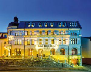 Luxusný hotel Dubná Skala