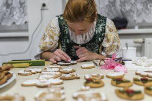 Perníky vedia najlepšie zdobiť v obci Suchá nad Parnou