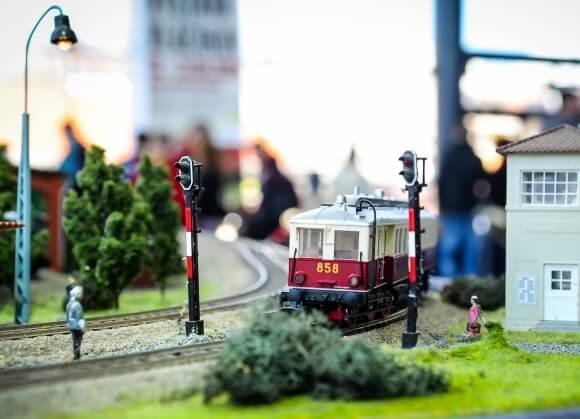 modely vlakov