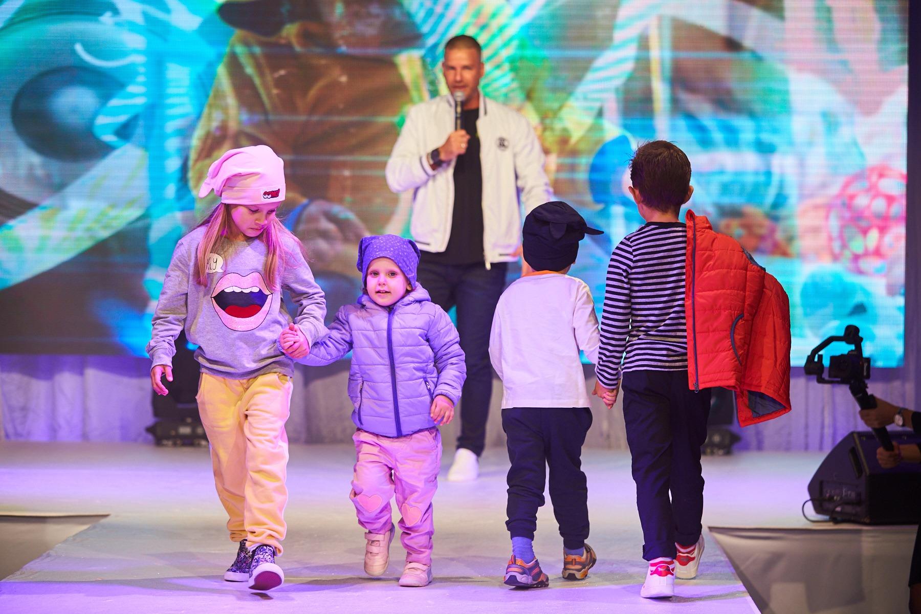 Zdravé oblečenie pre deti