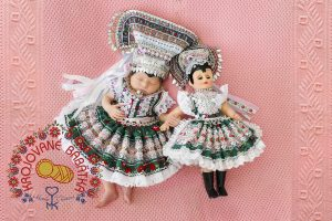 Krojované bábätká