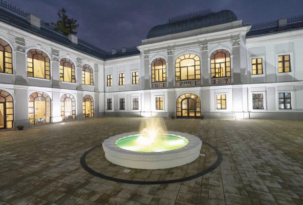 Vianočný koncert v kaplnke kaštieľa Orlové