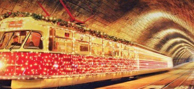 Vianočná električka