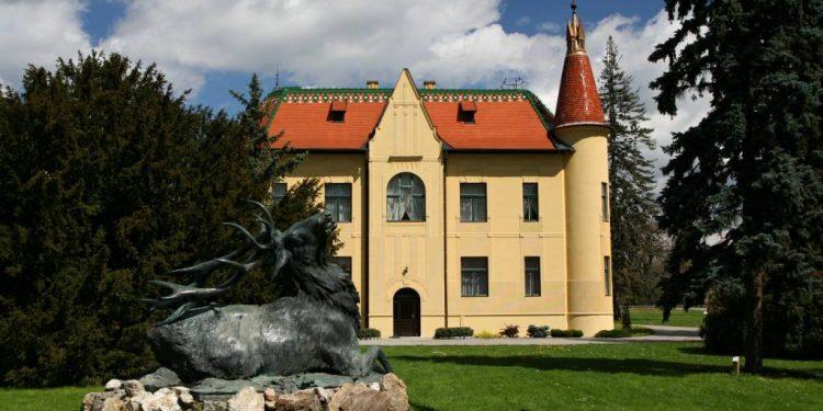 T.G. Masaryk miloval Topoľčianky