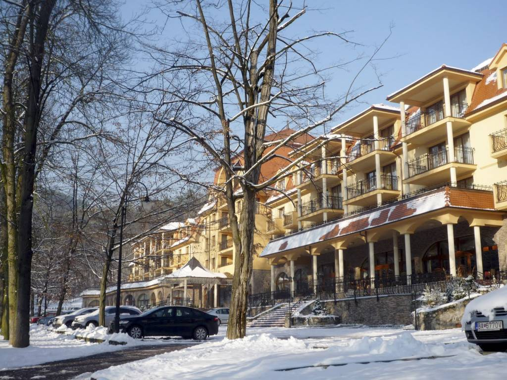 Zimný relax v Kúpeľoch Bojnice, Kúpeľný dom Lysec