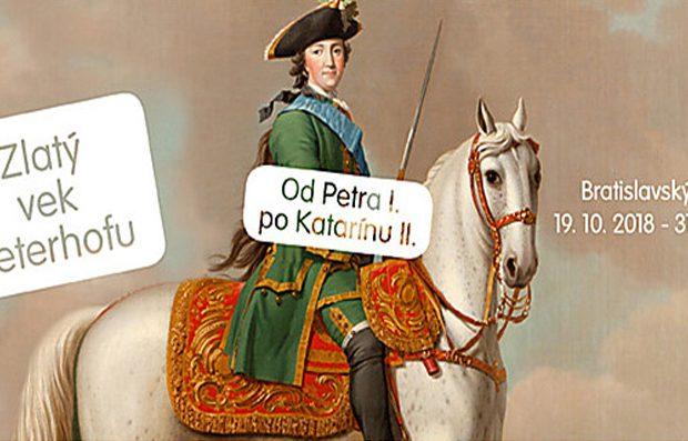 Zlatý vek Peterhofu