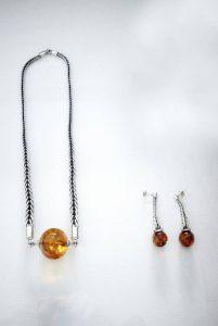 Jednoducho krása, šperky, šperky z jantáru