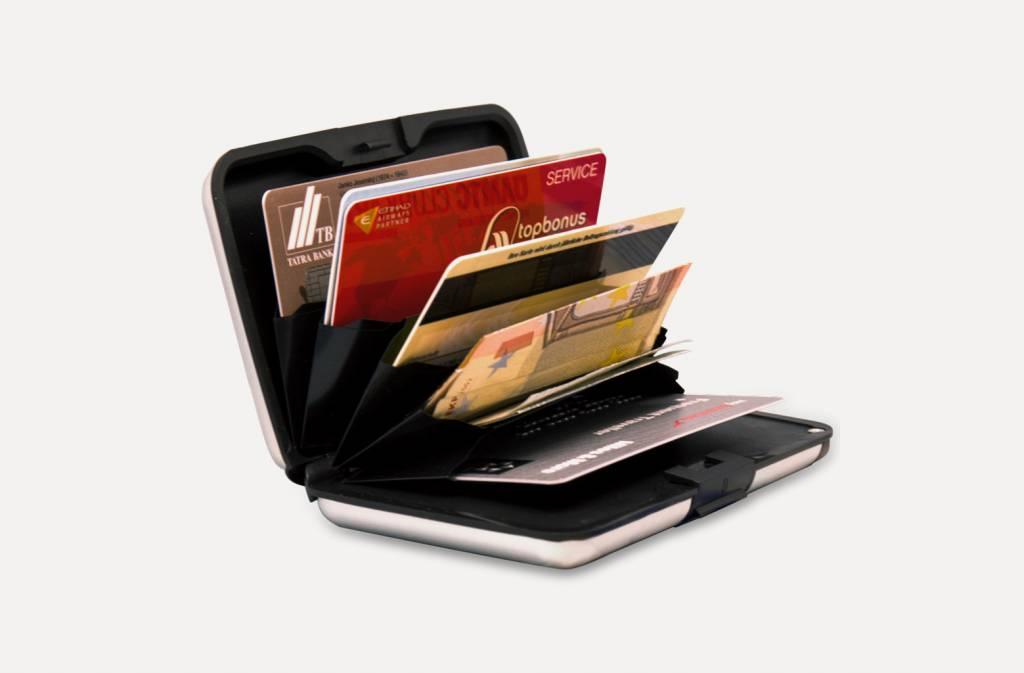 Bezpečná peňaženka