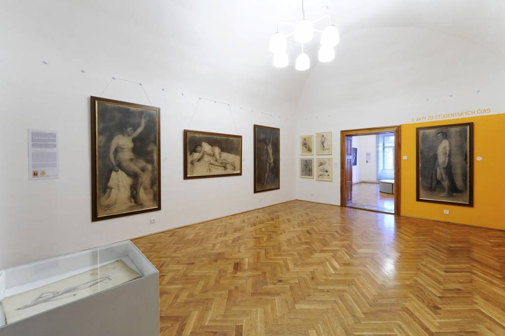 Spišská Nová Ves a Medzinárodný deň turistických sprievodcov, Galéria umelcov Spiša