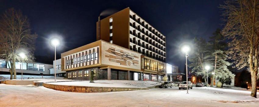 Bardejovské Kúpele, Hotel Alexander