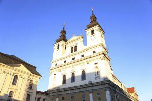 Svetový deň sprievodcov v Trnave, Katedrála sv. Krstiteľa