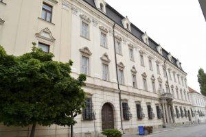 Svetový deň sprievodcov v Trnave, Komplex univerzitných budov