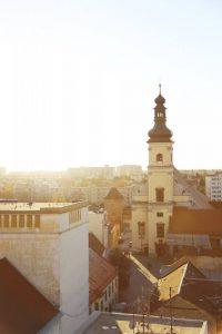 Svetový deň sprievodcov v Trnave, Kostol sv. Jakuba