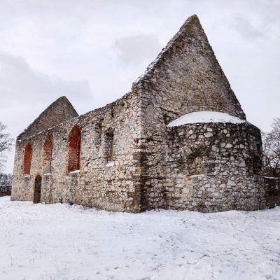 Kostolik Haluzice
