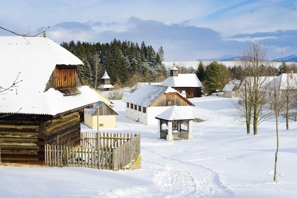 Fašiangy, Múzeum Slovenskej Dediny