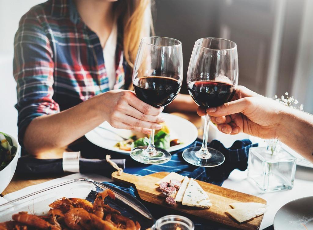 Oslavujme s nealko vínom, Nealkoholické víno