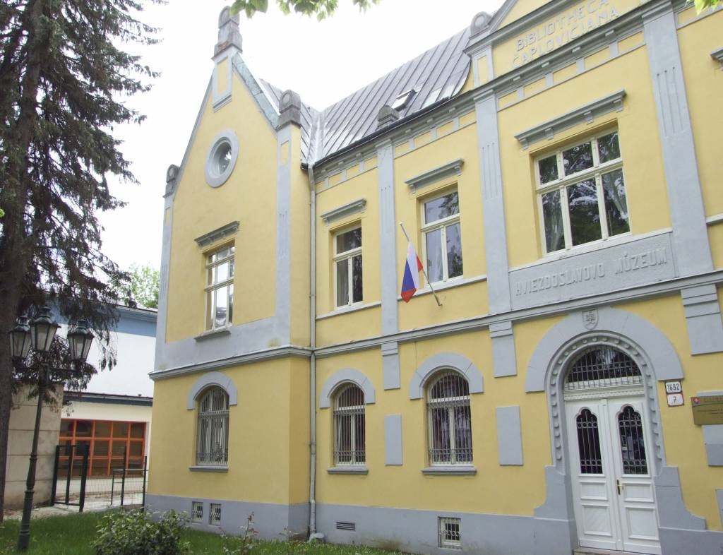 Do kultúrnych inštitúcii v Žilinskom kraji so zľavou, Oravské Múzeum Pavla Országha Hviezdoslava