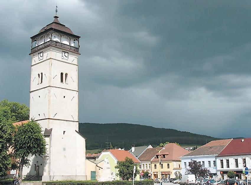 Mesto Rožňava, Strážna Veža