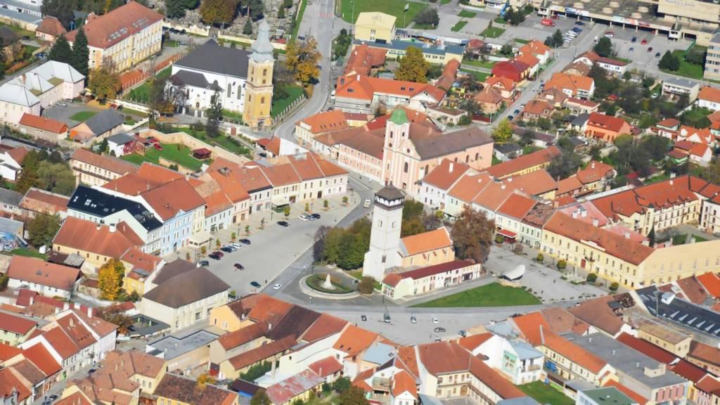 Mesto Rožňava, Rožňava
