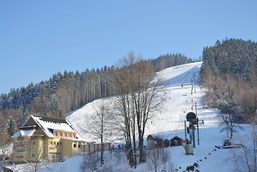 Marikovské lazy Ráztoka, Ski Ráztoka