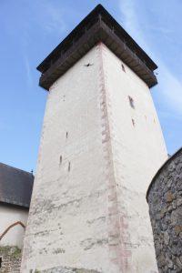 Trenčiansky Hrad Matúšová Veža