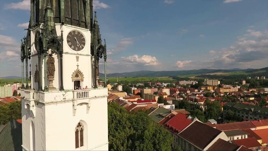 Spišská Nová Ves a Medzinárodný deň turistických sprievodcov, Výstup na vežu
