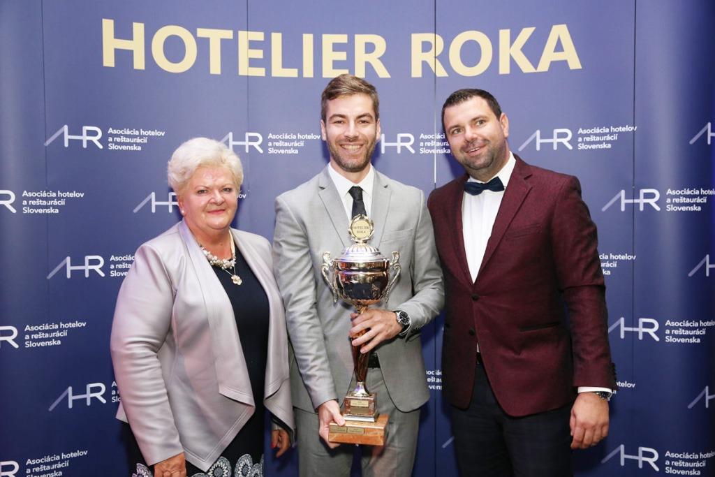 Viťaz Hotelier roka 2018