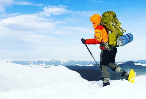 Zimná turistika, oblečenie