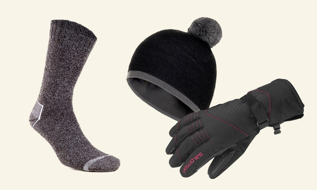 Ako sa vystrojiť a obliecť v zime
