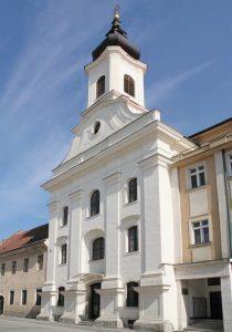 Svetový deň sprievodcov v Trnave, Kostol sv. Anny