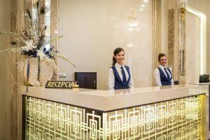 Liečebný a luxusný hotel Royal Palace