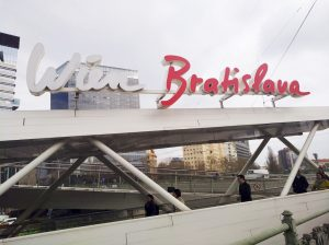 Gate to Bratislava