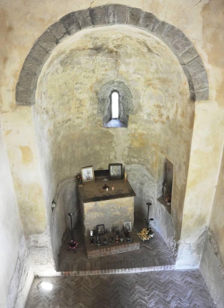 Románsky kostolík svätého Michala