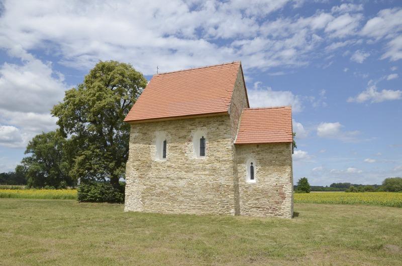 Kostol sv. Margity Antiochijskej, keikon, európka kultúrne cesta sv. Cyrila a Metoda