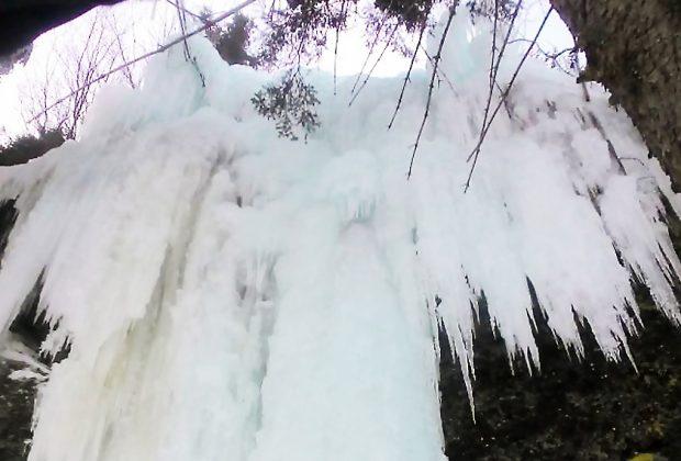 Ľadopád na Skalke