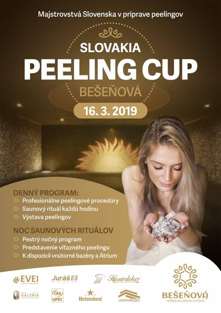 Bešeňová PEELING CUP