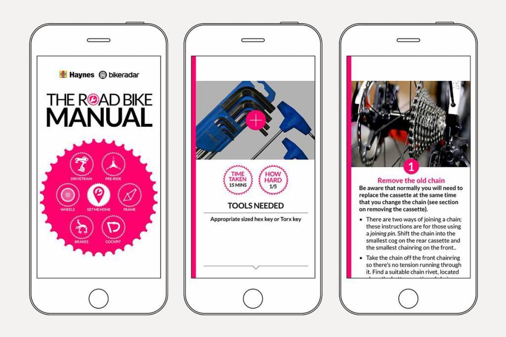 Aplikacie pre cyklistov