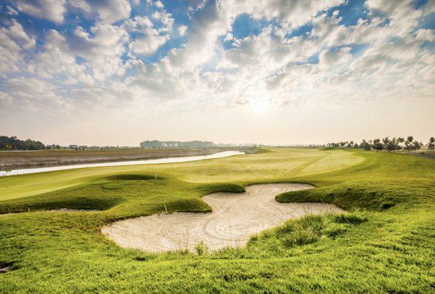 golfová sezóna