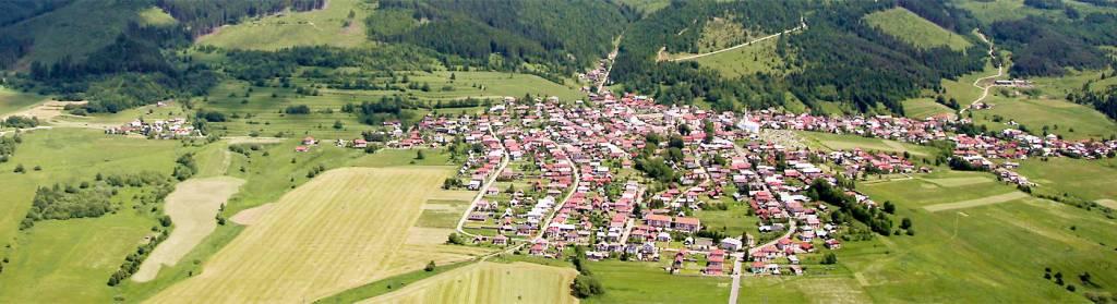Obce Šumiac a Telgárt