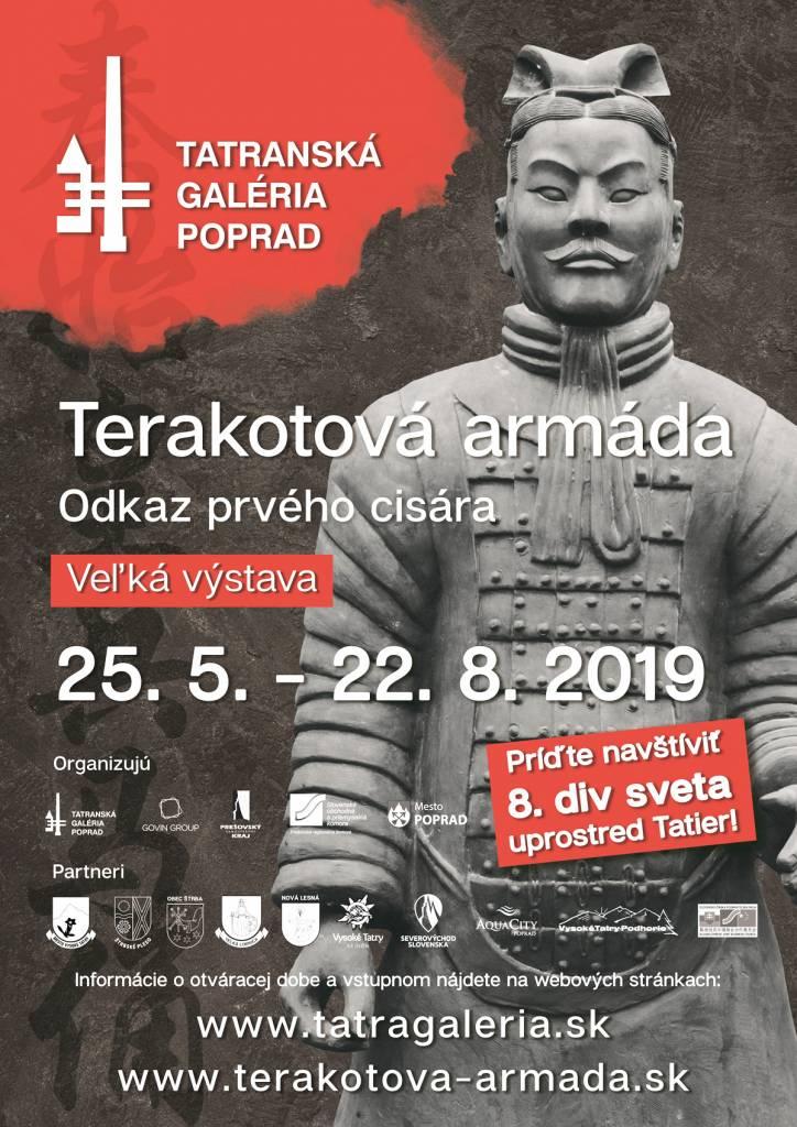 4fc84f08e Terakotová armáda obsadí Tatranskú galériu v Poprade, výstava, kultúra