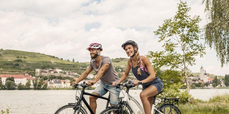 dolnorakúskych cyklotrasách