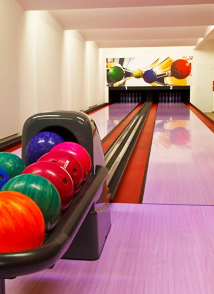 reštaurácia bowlingom Bosco