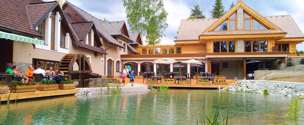 dovolenka Hotel Oravský Háj