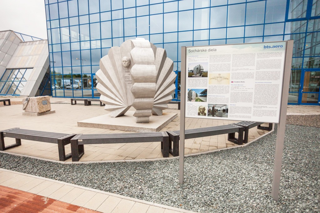 Pomník Štefana Baniča