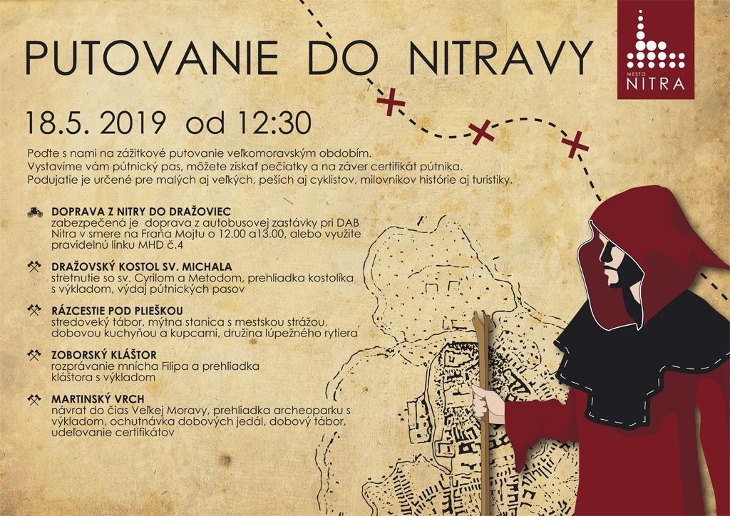 Putovanie do Nitravy
