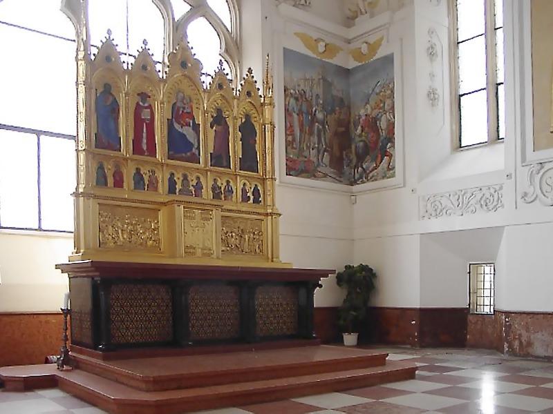 Kaplnka a Turínske Plátno