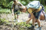 Deti ido do letneho tábora